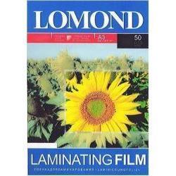 Глянцевая пленка A3 (100 листов, 50 пакетов) (Lomond 1302153)