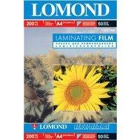 Глянцевая пленка A4 (100 листов, 50 пакетов) (Lomond 1302144)