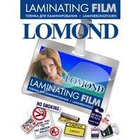 Матовая пленка A7 (100 листов, 25 пакетов) (Lomond 1301117)