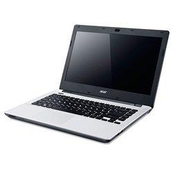 """Acer Aspire E5-573-C2EZ (Celeron 3215U 1700Mhz/15.6""""/1366x768/4Gb/500Gb/DVD-RW/Intel GMA HD/Wi-Fi/Bluetooth/Linux) (NX.MW2ER.006) (белый)"""