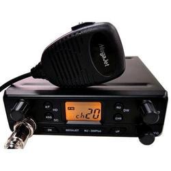 Автомобильная радиостанция Megajet MJ-350 Turbo (черный)