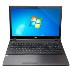 "iru patriot 513 (atom n2800 1860 mhz/15.6""/1366x768/2048mb/320gb/dvd-rw/intel gma 3650/wi-fi/bluetooth/linux)"