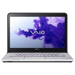 "Sony VAIO SVE14A2V2R (Core i5 3210M 2500 Mhz/14.0""/1366x768/4096Mb/750Gb/DVD-RW/Wi-Fi/Bluetooth/Win 8 64)"