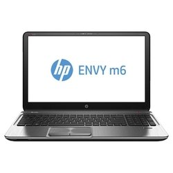 "hp envy m6-1151er (core i3 3110m 2400 mhz/15.6""/1366x768/6144mb/750gb/dvd-rw/wi-fi/bluetooth/win 8 64)"