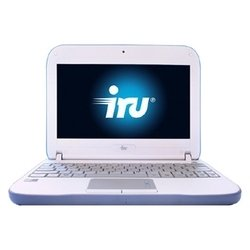 "iru intro 108 (atom n2600 1600 mhz/10.1""/1024x600/2048mb/320gb/dvd нет/intel gma hd/wi-fi/win 7 starter)"