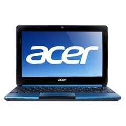 "acer aspire one aod270-268bb (atom n2600 1600 mhz/10.1""/1024x600/2048mb/500gb/dvd нет/wi-fi/bluetooth/win 7 starter)"