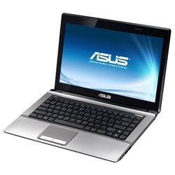 "asus k43sj (core i3 2350m 2300 mhz/14""/1366x768/4096mb/320gb/dvd-rw/wi-fi/bluetooth/win 7 hb 64)"