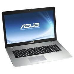 "asus n76vm (core i7 3610qm 2300 mhz/17.3""/1600x900/4096mb/1000gb/dvd-rw/wi-fi/bluetooth/win 7 hp)"