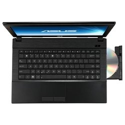 "asus p43e (core i3 2310m 2100 mhz/14""/1366x768/4096mb/500gb/dvd-rw/wi-fi/win 7 hp)"