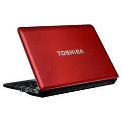 "toshiba nb510-c5r (atom n2800 1860 mhz/10.1""/1024x600/2048mb/320gb/dvd нет/wi-fi/bluetooth/win 7 starter)"