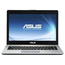 "asus n46vm (core i5 3210m 2500 mhz/14""/1366x768/4096mb/1000gb/dvd-rw/wi-fi/bluetooth/win 7 hp)"
