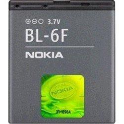 Аккумулятор для Nokia N95 8Gb (BL-6F 3160)