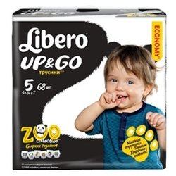 Libero Up & Go Zoo Collection 5 (10-14 ��) 68 ��.