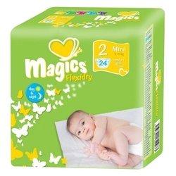 Magics Flexidry 2 (3-6 кг) 24 шт.