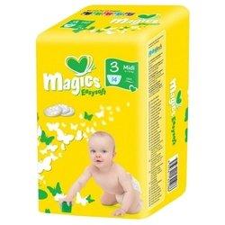 Magics Easysoft 3 (4-9 кг) 14 шт.
