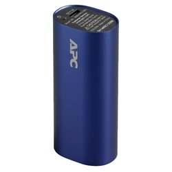 Внешний (портативный) аккумулятор APC by Schneider Electric 3000 мАч (M3BL-EC) (синий)