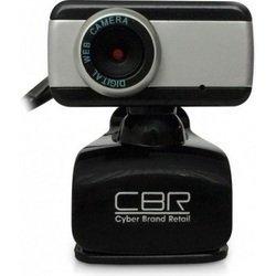 CBR CW 832M (черно-серебристый)