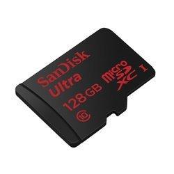 Карта памяти microSDXC SanDisk Ultra Imaging 128Gb Class10 UHS-1 (SDSQUNC-128G-GN6IA)