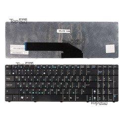 Клавиатура для ноутбука Asus K50, K60, K61, K70 (TOP-82744)