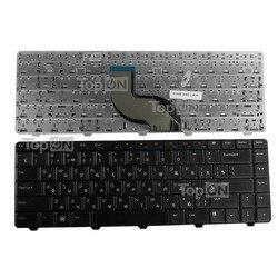 Клавиатура для ноутбука Dell Inspiron 14V, 14R, N4010, N4030, N4020, N3010, N5030, M5030 (TOP-85014)