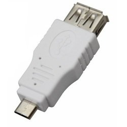 Переходник USB AF-microUSB M (Rexant 18-1173)