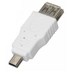 Переходник USB AF-miniUSB M (Rexant 18-1175)
