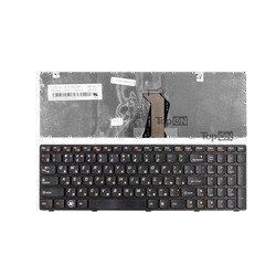 Клавиатура для ноутбука Lenovo IdeaPad B580, G580, G585, G780, Z580, Z585 (TOP-89424)