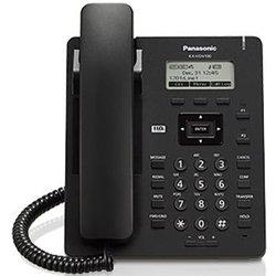 IP-телефон Panasonic KX-HDV100RU (черный)
