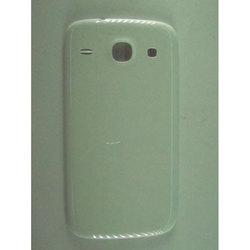 Задняя крышка для Samsung Galaxy Core Duos i8262 (66201) (белый)