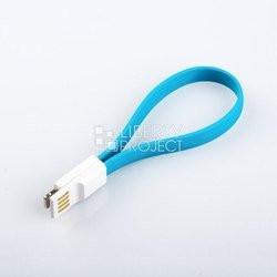 дата-кабель usb - apple 8-pin lightning (sm001652) (синий)