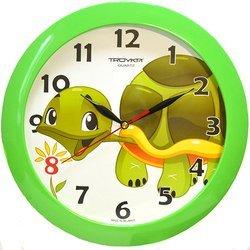 Часы настенные Тройка 11121129 (Черепашка)