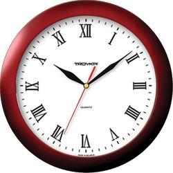 Часы настенные Тройка 11131115 (красно-белый)