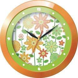 Часы настенные Тройка 11151120 (Цветы)
