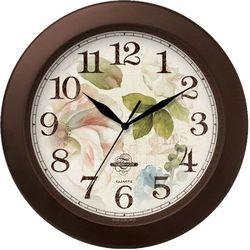 Часы настенные Тройка 11163159 (Цветы)