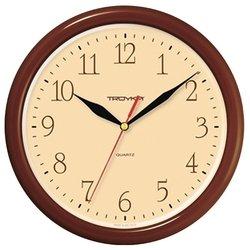 Часы настенные Тройка 21234287 (бежевый)