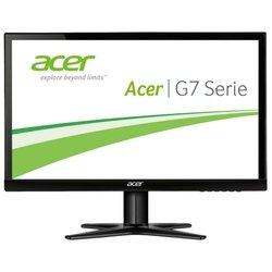 Acer G247HYLbidx (черный)