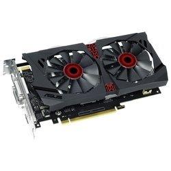 ASUS GeForce GTX 950 1140Mhz PCI-E 3.0 2048Mb 6610Mhz 128 bit 2xDVI HDMI HDCP (Retail)