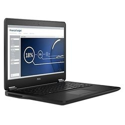 "dell latitude e7450 (core i5 5200u 2200 mhz/14.0""/1366x768/4.0gb/500gb/dvd нет/intel hd graphics 5500/wi-fi/bluetooth/win 7 pro 64)"