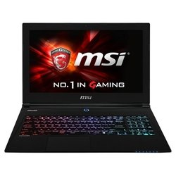 "MSI GS60 2QD Ghost (Core i7 5700HQ 2700 MHz/15.6""/1920x1080/8Gb/1128Gb/DVD нет/NVIDIA GeForce GTX 965M/Wi-Fi/Bluetooth/Win 8 64) (GS60 2QD-627RU) (черный)"