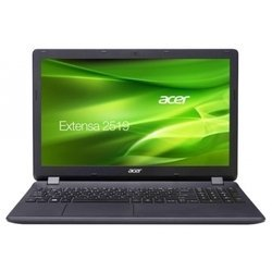 "acer extensa 2519-c3pw (celeron n3050 1600 mhz/15.6""/1366x768/4.0gb/500gb/dvd нет/intel gma hd/wi-fi/bluetooth/linux)"