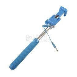 Монопод, палка для селфи RK Mini 3 (0L-00002086) (голубой)
