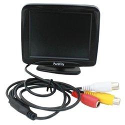 Монитор для автомобильных видеорегистраторов (ParkCity PC-10) (черный)