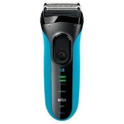 Braun Series 3 3040s Wet&Dry (черно-синий)