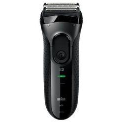 Braun Series 3 3020s Wet&Dry (черный)