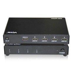 HDMI-переключатель VCOM VDS8030/DD433 (черный)