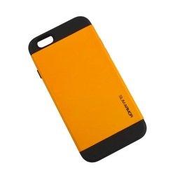 "Чехол накладка для Apple iPhone 6, 6s 4.7"" (R0007116) (оранжевый)"