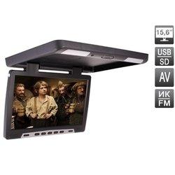Автомобильный потолочный монитор (Avis AVS1520) (черный)