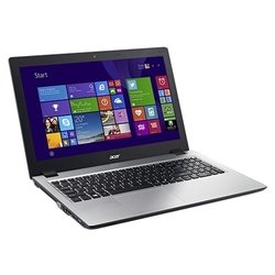 "acer aspire v3-574g-54uh (core i5 5200u 2200 mhz/15.6""/1366x768/4.0gb/500gb/dvd-rw/nvidia geforce 940m/wi-fi/win 8 64)"