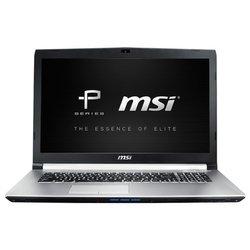 "MSI PE70 2QD (Core i7 5700HQ 2700 MHz/17.3""/1920x1080/8Gb/1000Gb/DVD-RW/NVIDIA GeForce GTX 950M/Wi-Fi/Bluetooth/Win 8 64) (PE70 2QD-203RU) (серебристый)"
