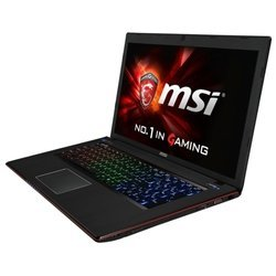 "msi ge70 2qe apache pro (core i7 4720hq 2600 mhz/17.3""/1920x1080/12gb/1000gb/dvd-rw/nvidia geforce gtx 960m/wi-fi/bluetooth/win 8 64)"